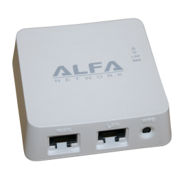 AIP-W512 WiFi Access Point Alfa Network Tasche Router