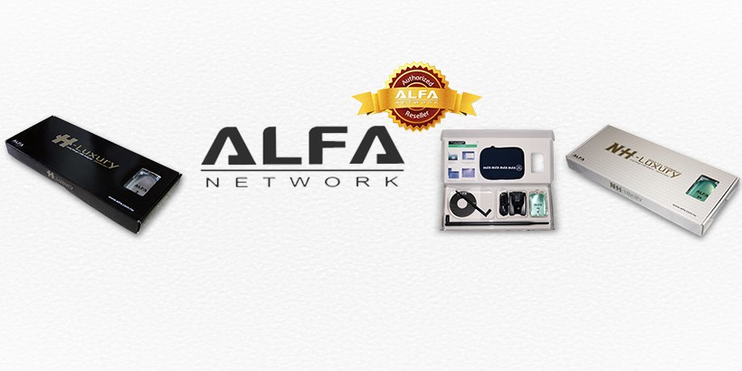 Luxus-Boxen Alfa Network